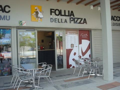 FOLLIA DELLA PIZZA