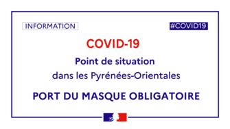 COVID 19 Port du masque obligatoire dans les lieux publics large
